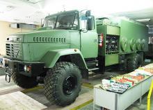 КрАЗ разработал машину для управления войсками - КрАЗ