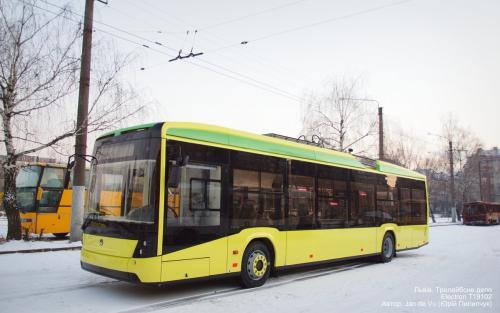 Львов получил кредит на закупку 100 новых автобусов и 50 троллейбусов