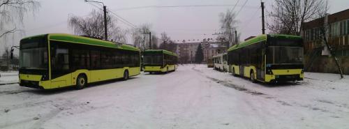 Сгоревший во Франции дата-центр, оставил львовский транспорт без GPS-трекеров