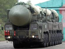 """Россия только за 2016 год добавила 23 пусковые установки РС """"Ярс"""" на шасси 16х16 - ракетный"""