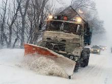 Завтра ожидается резкое ухудшение погодных условий. Часть трасс будет перекрыта. В Карпатах сошли лавины