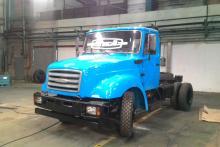 ЗИЛ выпустил последний грузовик в своей истории