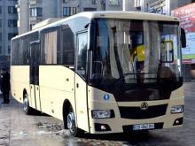 Корпорация «Эталон» подвела итоги года и представила новый автобус - Эталон