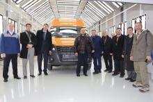 Группа ГАЗ поставит 900 автобусов в Иран - ГАЗ