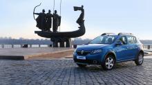 Renault второй год подряд - лидер автомобильного рынка Украины - Renault