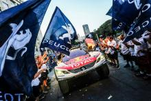 Дакар 2017: Триумф Peugeot, KTM и Yamaha