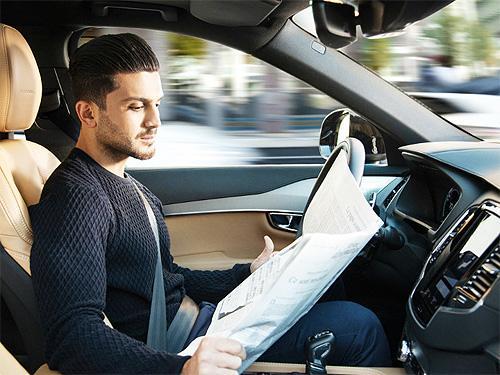 Европа готова выпустить на дороги беспилотные автомобили. Определены точные сроки