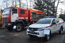 На какой технике будут ездить спасатели в Чернигове - МАЗ