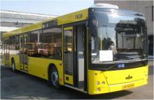 До конца года Киев закупит 220 единиц общественного транспорта - транспорт