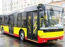 В 2016 г. автобусы «Богдан» стали лидером в большом классе среди украинских производителей