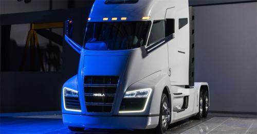 Производитель грузовиков Nikola терпит крах