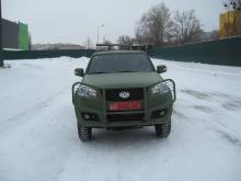 Богдан испытывает армейский внедорожник для замены УАЗов