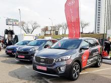 В Киеве представили автомобили для активного отдыха - отдых