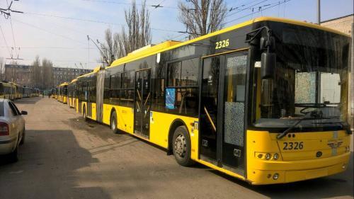 Как общественный транспорт поможет решить проблему пробок
