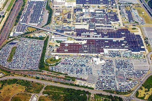 Китайский коронавирус остановил завод Nissan в Японии