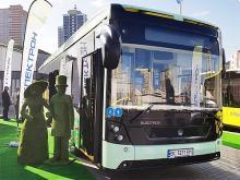 В Киеве представили новинки городского транспорта - транспорт