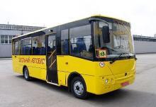 С начала года поставлены уже 25 школьных автобусов Богдан А22412