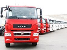 На КАМАЗе начался выпуск модернизированных седельных тягачей КАМАЗ 5490 NEO - КАМАЗ