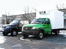 УАЗ готовит 3,5-тонного конкурента «Газели» - УАЗ