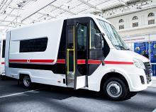 На базе микроавтобуса ГАЗель NEXT разработан мобильный медицинский центр - ГАЗель