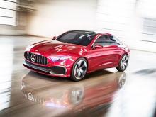 Каким будет новое поколение седана Mercedes-Benz A-Class - Mercedes-Benz