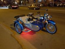 В Украине выпустили финальную серию мотоциклов Dnepr - Днепр