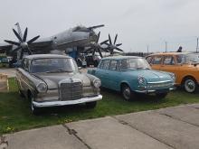 Какие интересные авто можно было увидеть на фестивале OldCarLand 2017