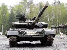 Как украинские танки показали себя в Германии. Видео - танк