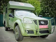 Санитарные Богдан 2251 начали поступать на вооружение
