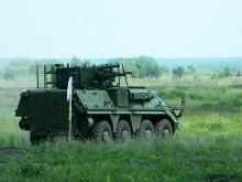 Экипажи БТР-4 и Т-64 будут готовить на компьютерных тренажерах