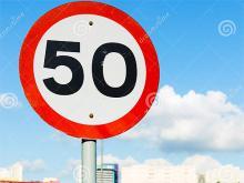 Кабмин инициировал снижение допустимого превышения скорости с 20 км\ч до 5 км\ч.  - ограничения