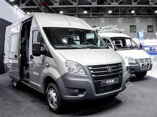 На базе ГАЗель NEXT появились новые модели спецтехники - ГАЗ