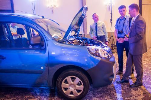 Винницкое ПТУ первым в Украине будет готовить механиков по ремонту электромобилей - электромобил