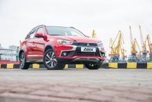 На Mitsubishi ASX и Outlander начал действовать специальный курс