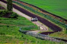 """Пограничники будут патрулировать границу на бронеавтомобилях """"Тритон"""""""