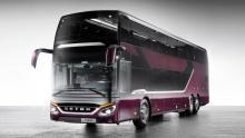 Setra представила флагманский 2-этажный автобус - Setra