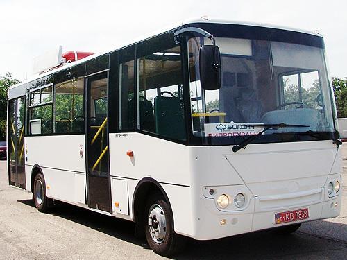 автосалон ситроен автобусы