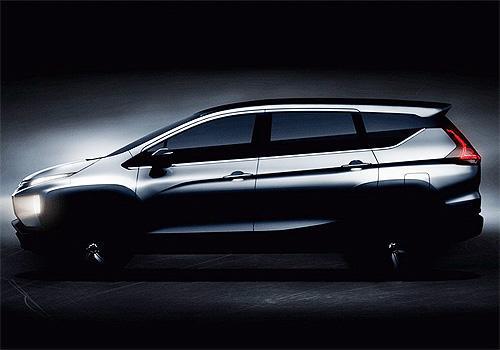 Mitsubishi выпустит семиместный минивэн - Mitsubishi