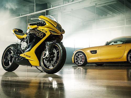 Mercedes-Benz избавился от мотоциклетного бизнеса