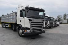 Scania в июле поставила рекордное количество грузовиков в Украине - Scania