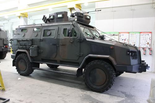 Украинская частная компания может получить контракт на 680 бронеавтомобилей для Бангладеш - Практика