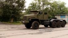 Армия РФ будет перевозить танки на специальных бронированных Уралах