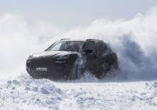 Porsche рассекретила фото нового Cayenne