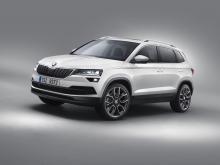Škoda Karoq получит полностью цифровую приборную панель