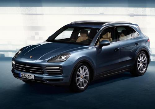 Новый Porsche Cayenne. Подробности о модели - Cayenne