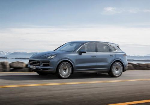 Дело не в пошлинах: В России Porsche Cayenne оказался значительно дешевле, чем в Украине - Porsche