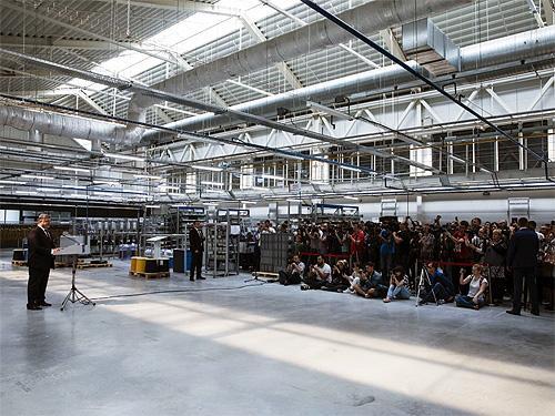 Во Львовской области открыли уже 3-й завод Nexans - Nexans