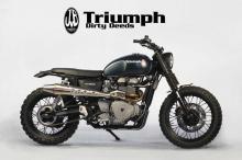 Британская марка Triumph войдет в альянс с индийским Bajaj - Triumph