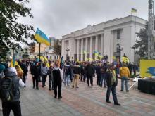Участники акции протеста пользователей авто иностранной регистрации опровергли все договоренности с властями - иностран