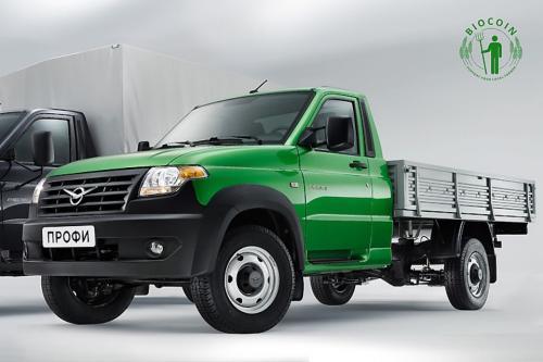 Стартовали продажи нового коммерческого фургона УАЗ Профи - УАЗ